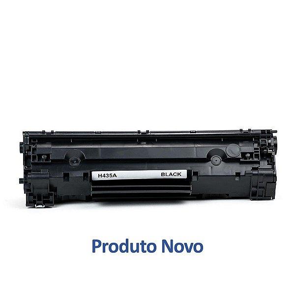 Toner HP CB436A   436A   36A LaserJet Preto Compatível para 2.000 páginas