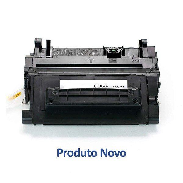 Toner HP 64A | 364A | CC364A LaserJet Preto Compatível para 10.000 páginas