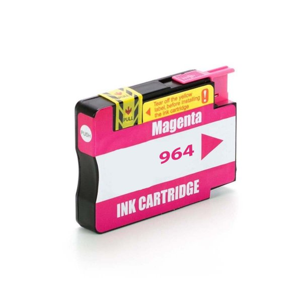Cartucho HP 9020 OfficeJet Pro | HP 964 | HP 964XL Magenta Compatível