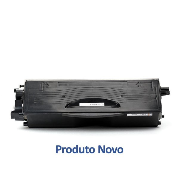 Toner Brother TN580 | Brother 580 | TN-580 Preto Compatível para 8.000 páginas