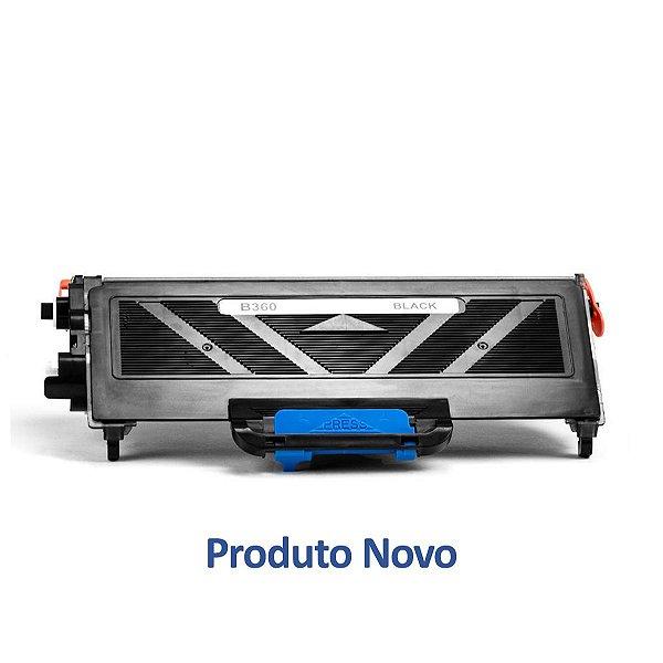 Toner Brother TN360 | 360 Laser | TN-360 Preto Compatível para 2.600 páginas