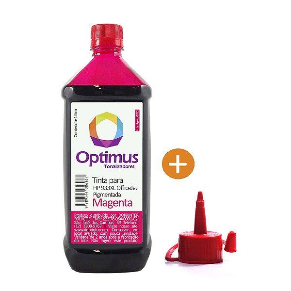 Tinta HP 933 | HP 7510 OfficeJet Magenta Pigmentada 1 litro