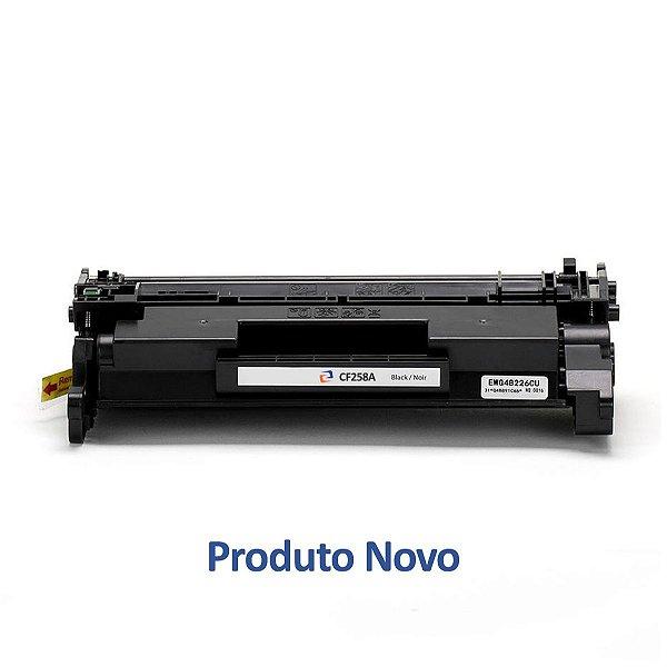 Toner HP M404   M404dn   M404dw   M404   CF258A   58A LaserJet Compatível