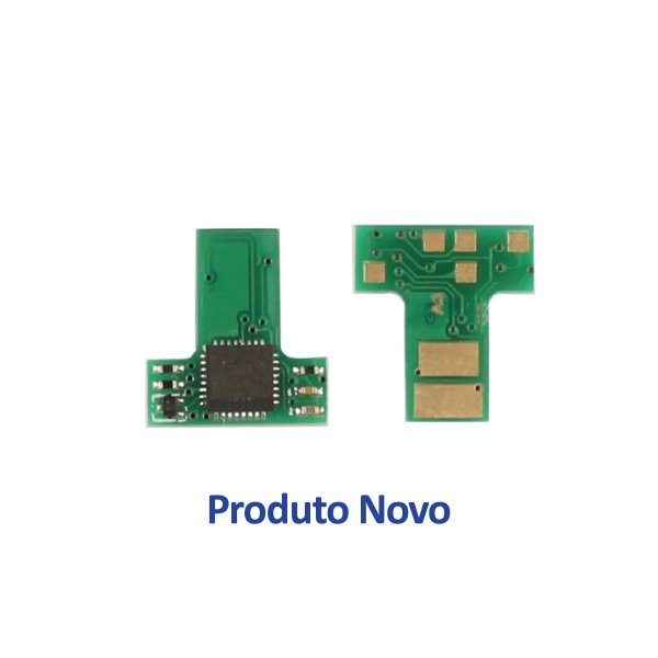 Chip para Toner HP M454 | M454dw | W2022A | 414A LaserJet Amarelo para 2.100 páginas