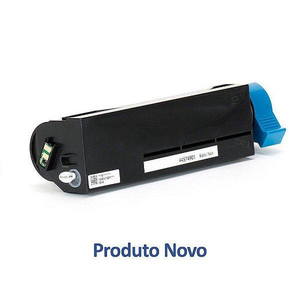 Cartucho de Toner Okidata 45807129 Laser Preto Compatível 12.000 páginas