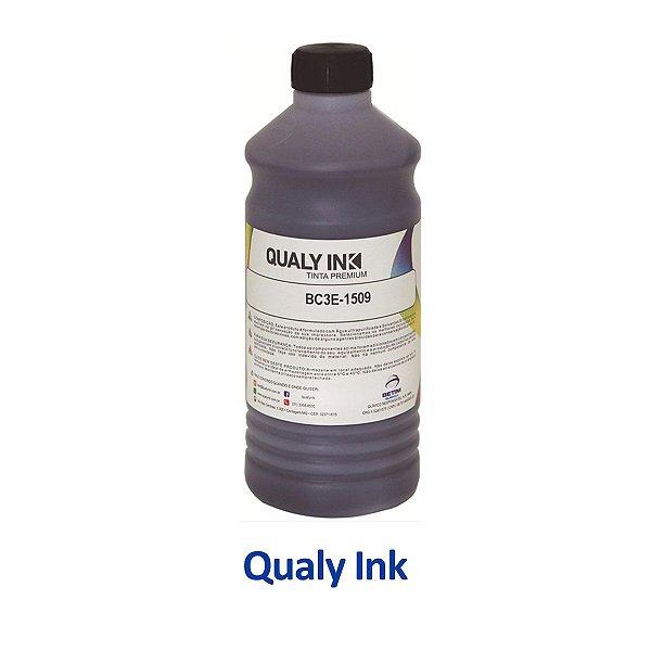 Tinta Epson L395 EcoTank | T664120 | 664 | L395 Qualy Ink Preta 1 litro