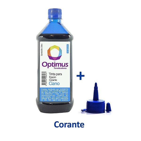 Tinta Epson L200 | T664220 | 664 EcoTank Optimus Corante Ciano 1 litro