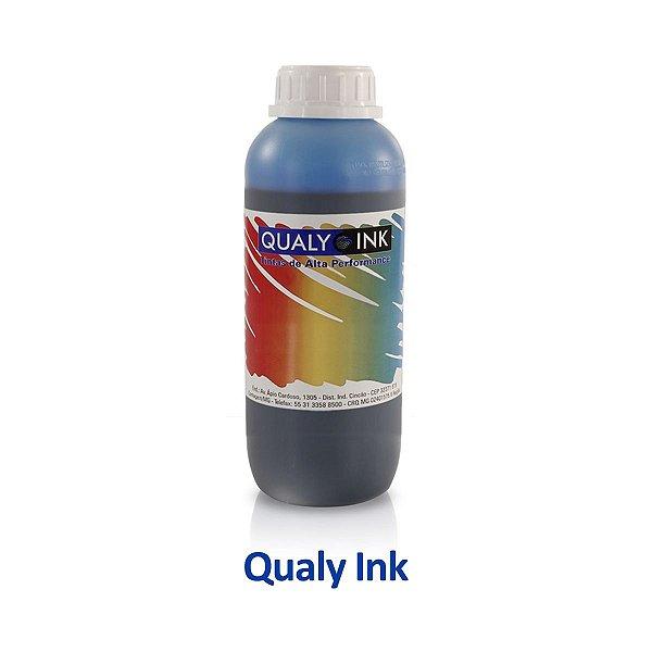 Tinta Epson L495 | T664220 | 664 | EcoTank Qualy Ink Ciano 1 litro