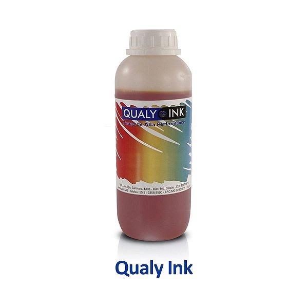 Tinta Epson L200   T664420   664 EcoTank Qualy Ink Pigmentada Amarela 1 litro