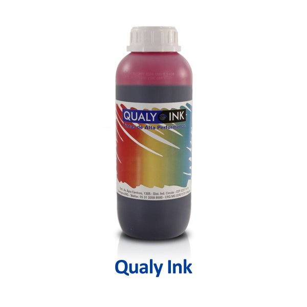 Tinta Epson L575 | T664320 | 664 EcoTank Qualy Ink Pigmentada Magenta 1 litro
