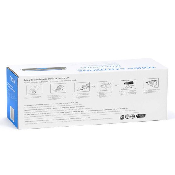 Toner HP 206A | HP W2111A Ciano Compatível para 1.250 páginas