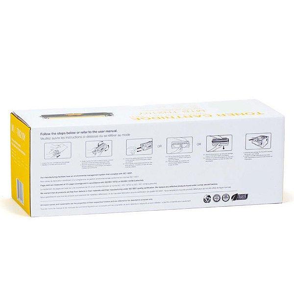 Toner HP M255   M255dw   M255nw   W2112A   206A Amarelo Compatível para 1.250 páginas