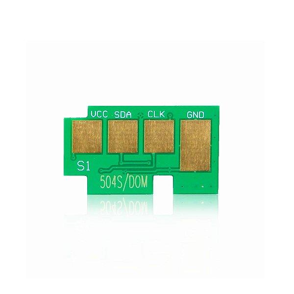 Chip Samsung CLT-Y504S | CLX-415| CLX-4195 | SL-C1810 Amarelo 1.8K