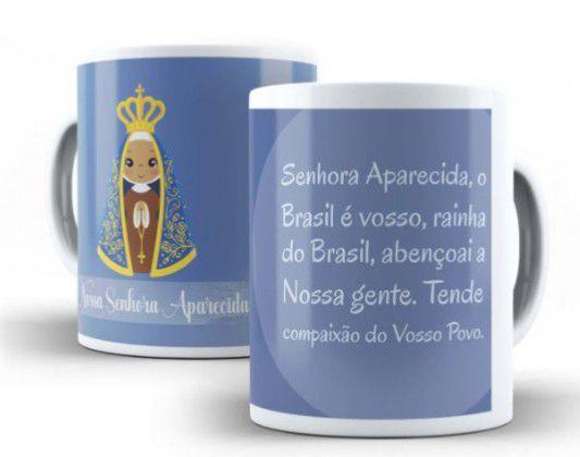 CANECA NOSSA SENHORA DE APARECIDA