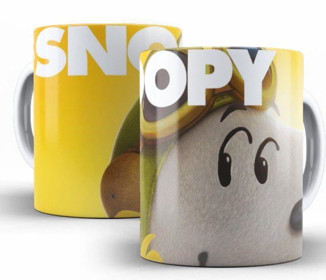 CANECA SNOOPY