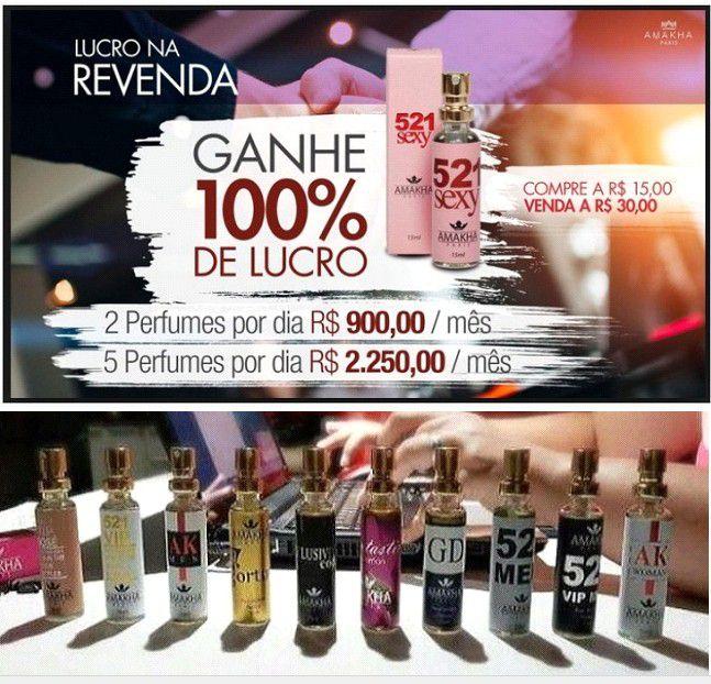 d3b3a6255a2 Perfume Importado Contratipo 50ml - 40 Peças - Roupas no Atacado
