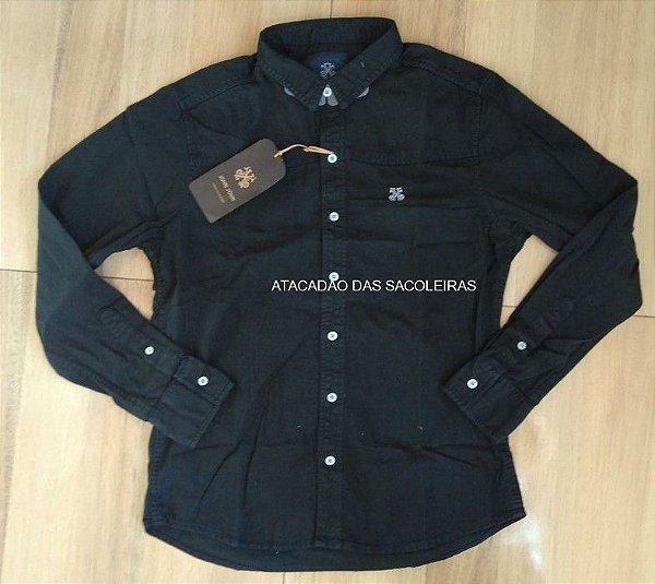 Camisa Social Jeans -  John John - 10 peças