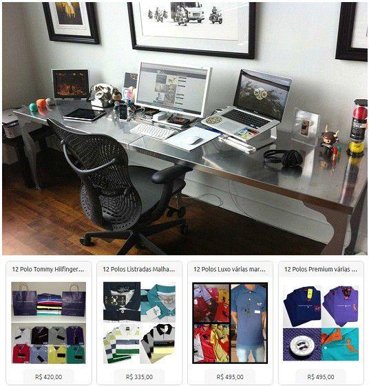 Gostaria de Trabalhar em Casa e ter uma loja Online de Dropshipping