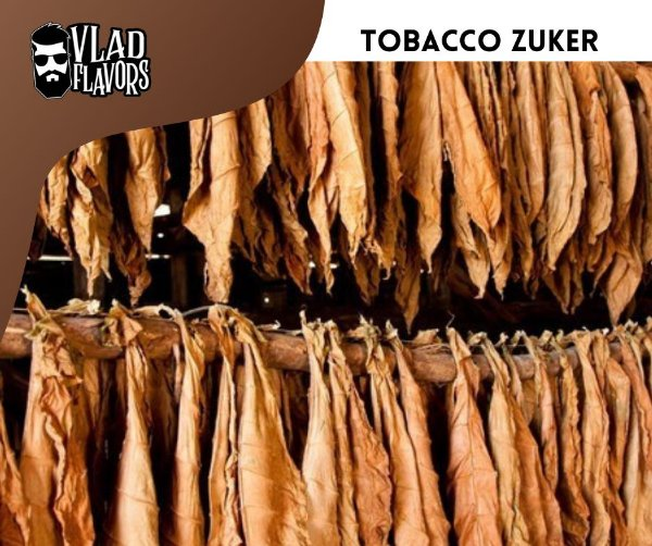 Tobacco Zuker 10ml   VF