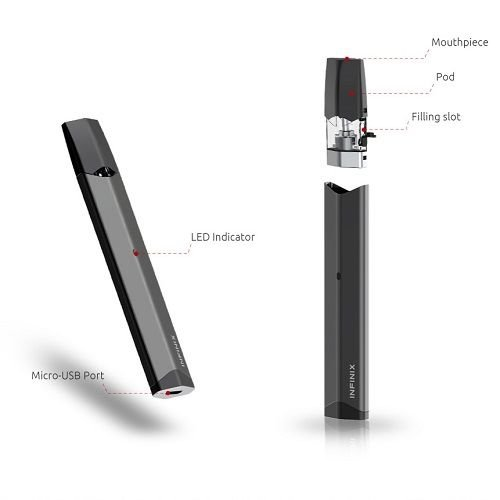 Kit Infinix 250mAh - Smok