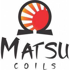 Matsu Coil - Dragon Skin (3x26/34) - 0.36 ohm (single) - 1 Par