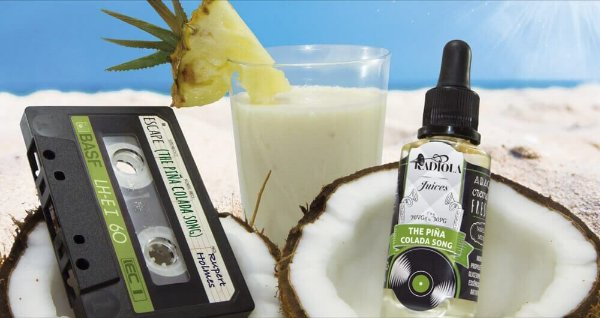 The Pina Colada Song - 30ml - 3mg - Radiola