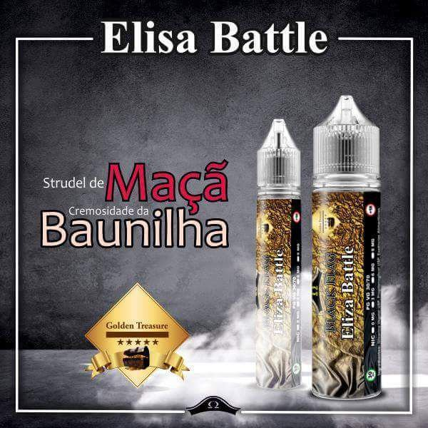 Eliza Batte - 30ml - 0mg |Blends