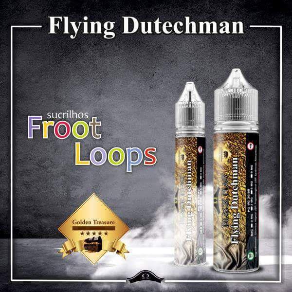 Flying Dutchman - 30ml - 0mg   Blends
