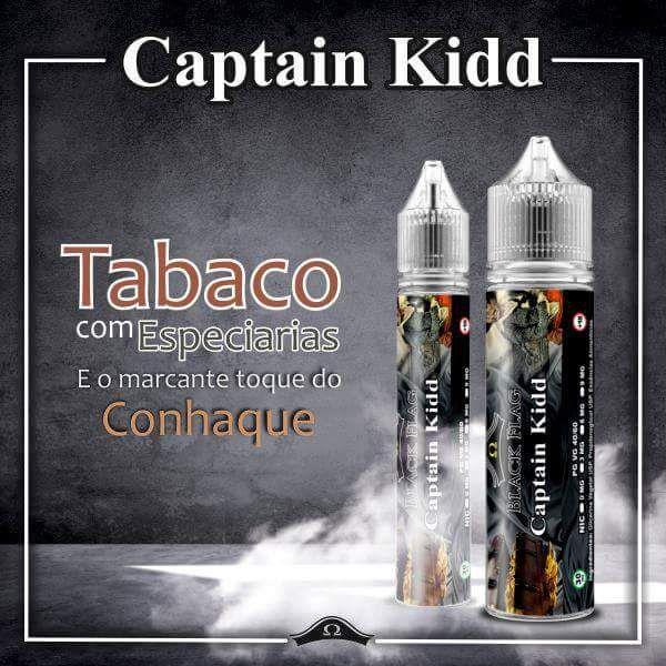 Captain Kidd - 30ml - 0mg | Blends