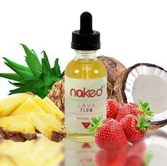 Lava Flow - Naked 100 ICE 60ml/3mg