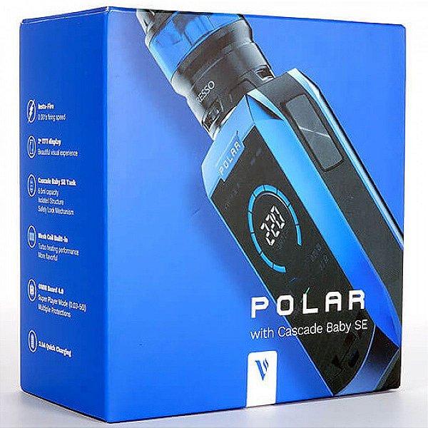 Kit Vaporesso Polar 220W TC com Cascade Baby SE - BLUE