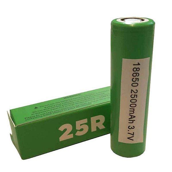 Bateria Samsung 25R - 2500mah 20A