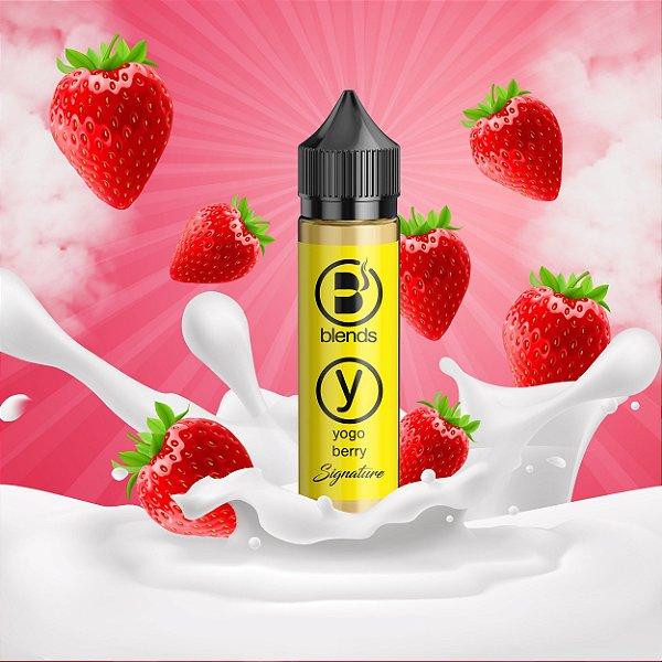 Yogo Berry  - 30ml - 3mg  Blends