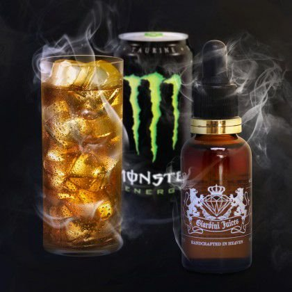 Juice Booster Energy - 30ml - 3mg