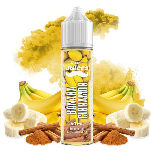 Banana Cinnamon - 30ml - 0mg | Daddys