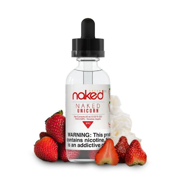 NAKED Unicorn- 60ml - 3mg