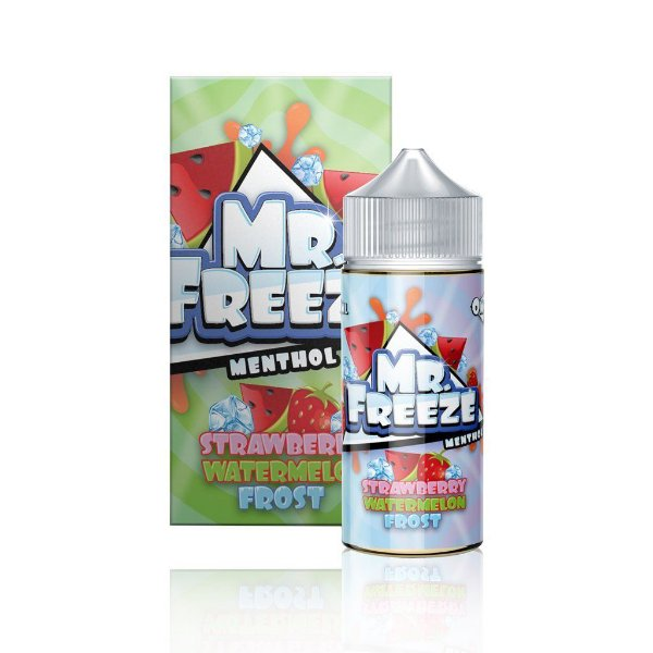 STRAWBERRY WATERMELON FROST BY MR. FREEZE 100 ML - 3MG
