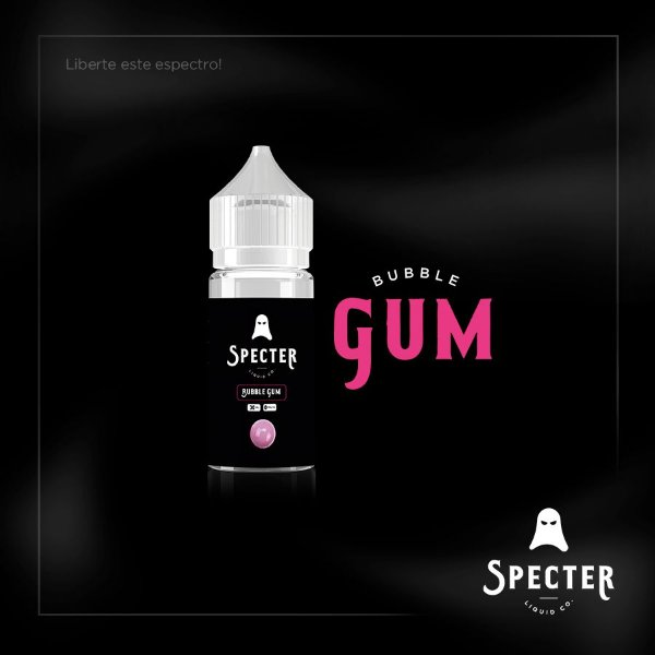 BUBBLE GUM - SPECTER 30ML 0MG