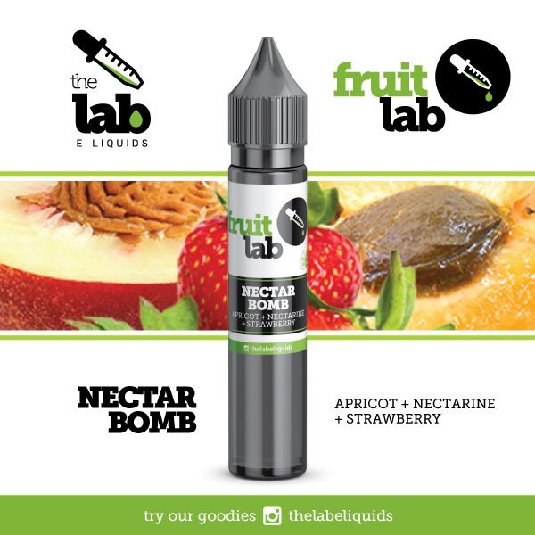 NECTAR BOMB - FRUIT LAB 30ML - 0MG