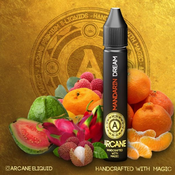 Mandarin Dream 30ml 0mg - Arcane