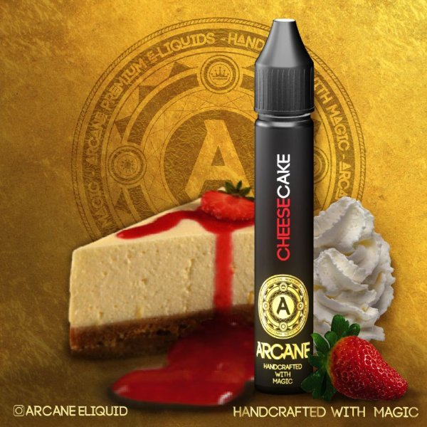 CheeseCake 30ml 0mg - Arcane