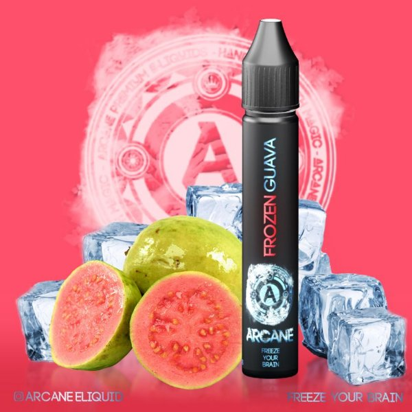 Frozen Guava 30ml 0mg - Arcane