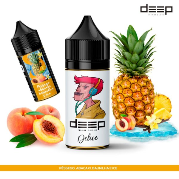 Delice | 30ml 3mg - Deep