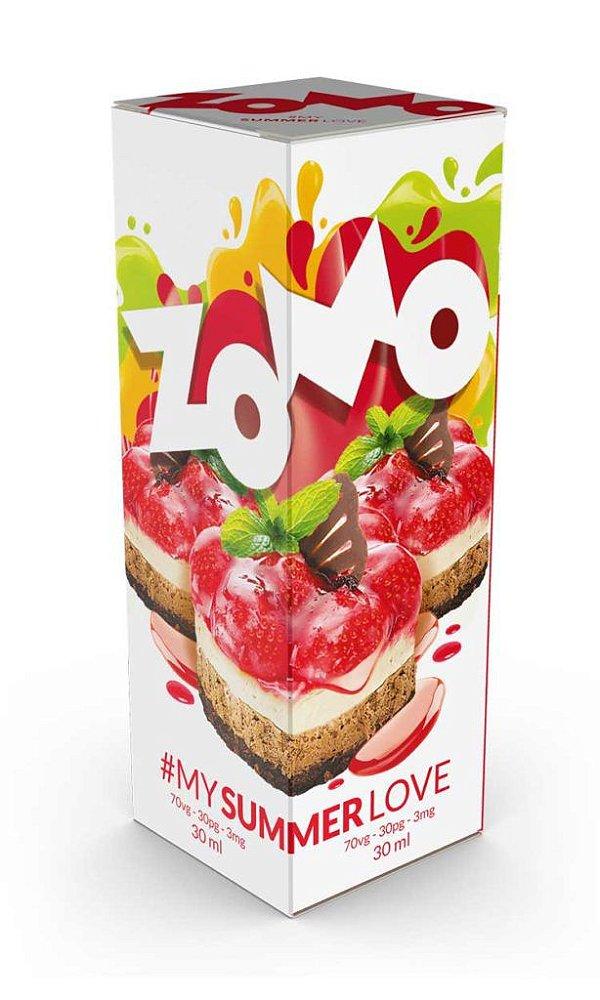 My Summer Love 60ml - 3mg - Zomo
