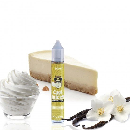 Custard Almighty 30ml - 0mg - CapiJuices
