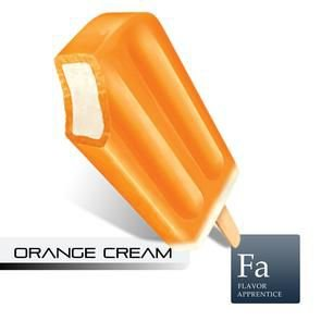 ORANGE  CREAM - 10ml | TPA