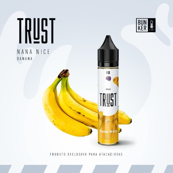 Nana Ice - 30ml   Trust