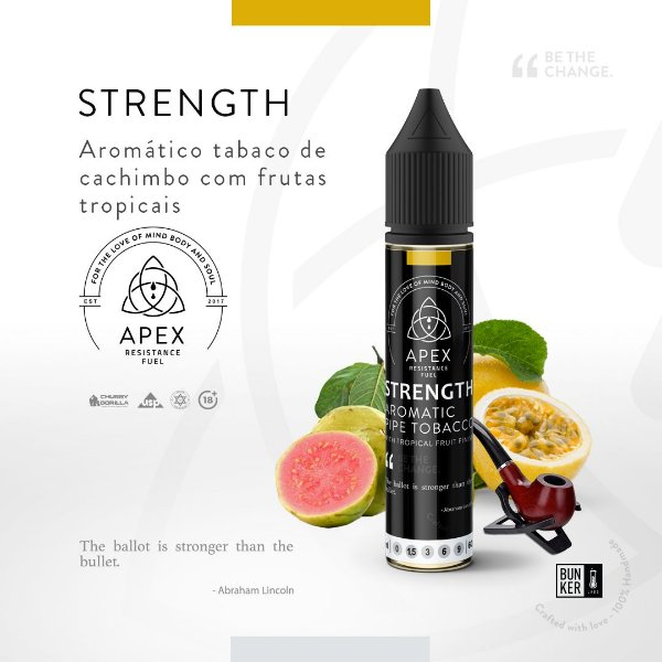 Strength - 30ml | Apex
