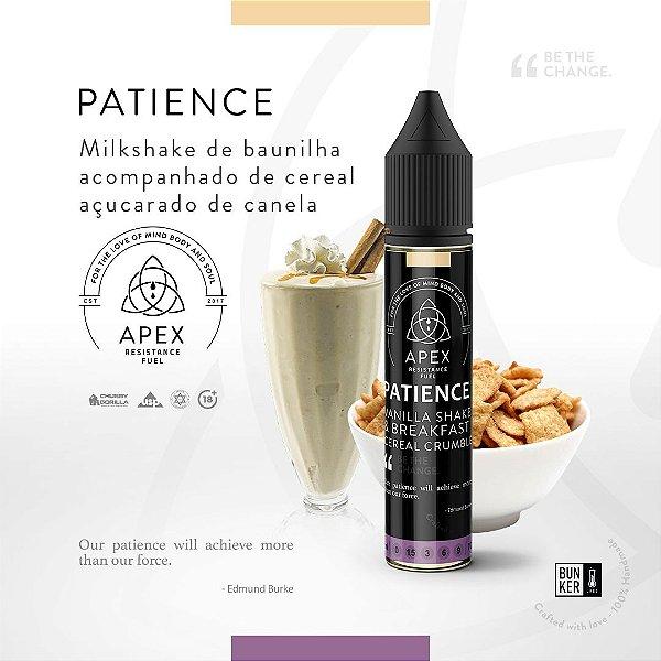 Patience - 30ml | Apex