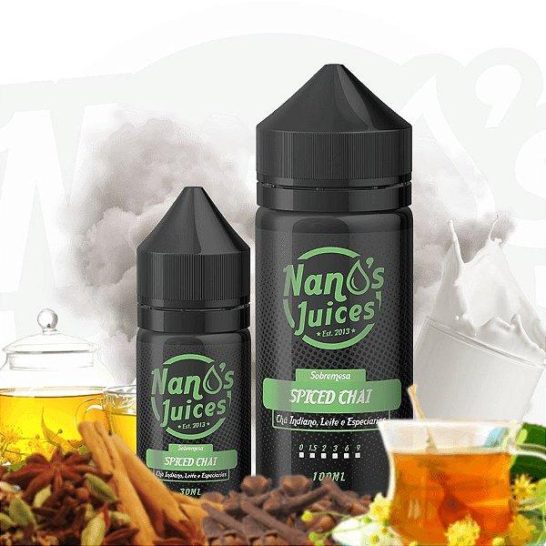 Spiced Chai - 30ml | Nanos